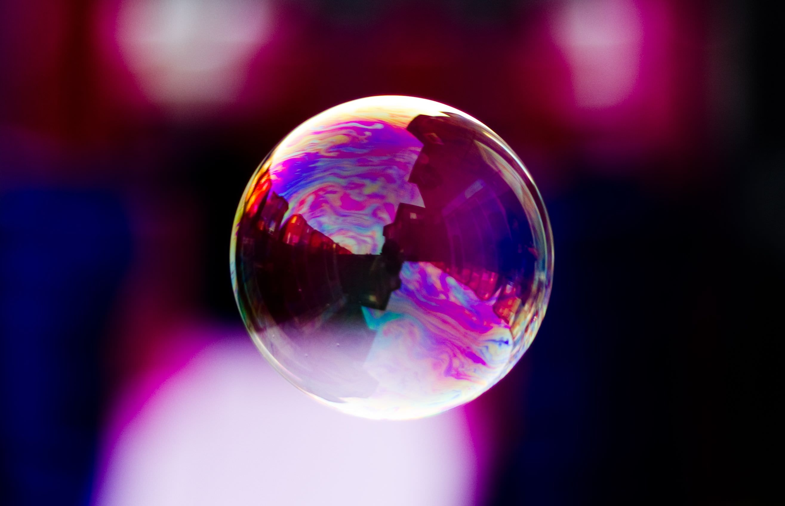 Photography Bubble Wallpaper