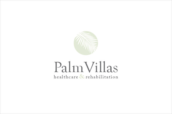 Palm Villas Logo Design For You