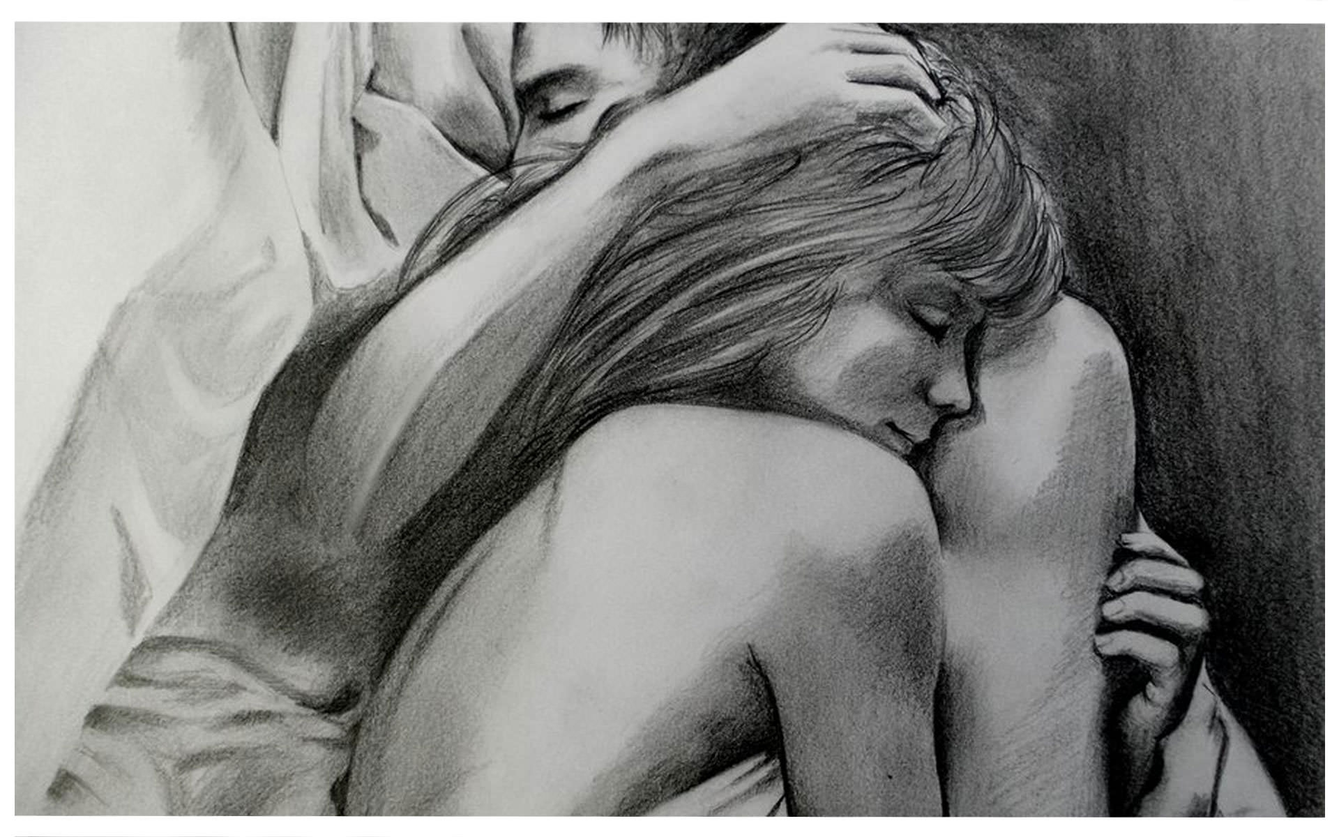 Heaven in the World Love Drawing