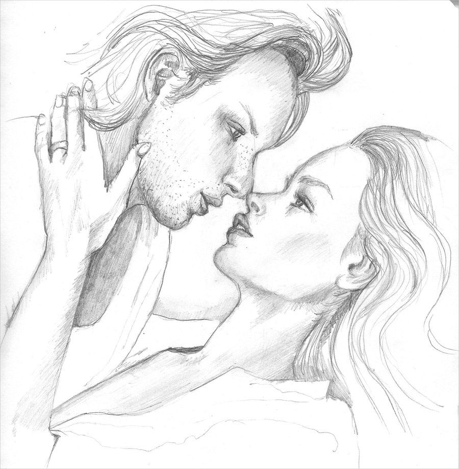 Amazing Love Drawing