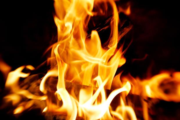 9 Soft-Focus Fire Textures