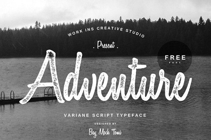 Amazing Variane Script Font