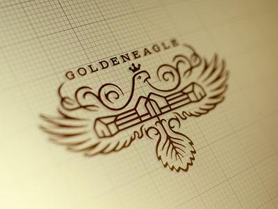 GE logo Design