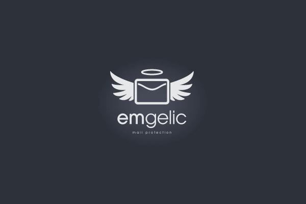 Emgelic Logo Design