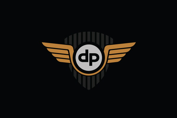 DP Badge Logo Design