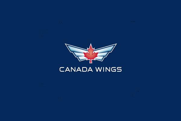 Canada Wings Logo