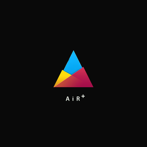 Air+ Triangle Logo