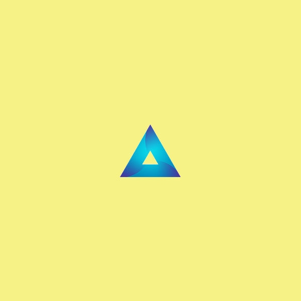 Simple Triangle logo