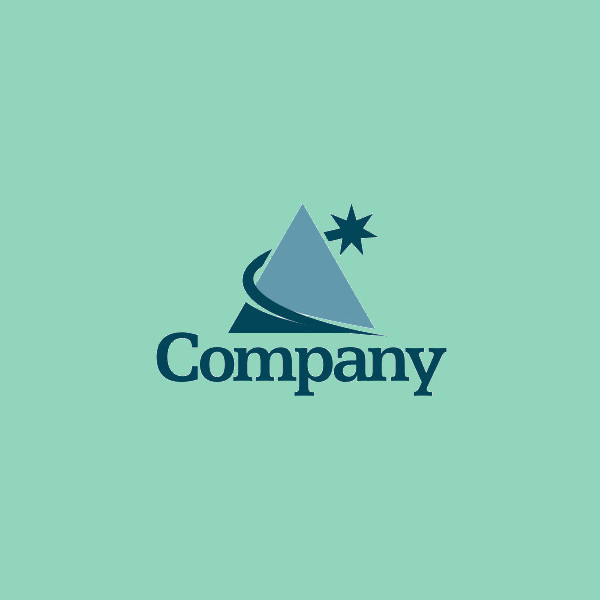 Beautiful Triangle Logo