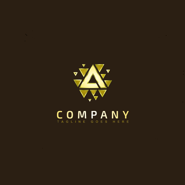 Excellent Triangle Logo