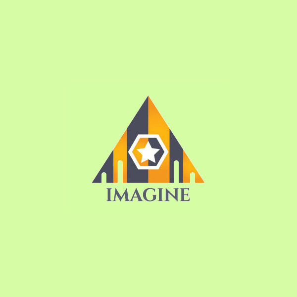 Imagine Triangle Logo