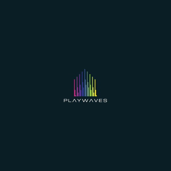 Play Waves Logo