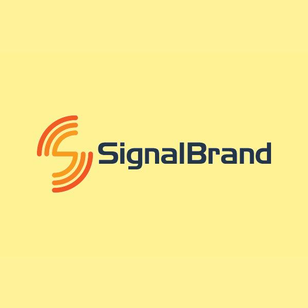 Signal brand Wave Logo