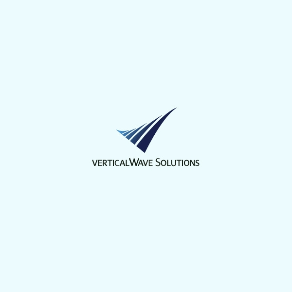 Vertical Waves Logo