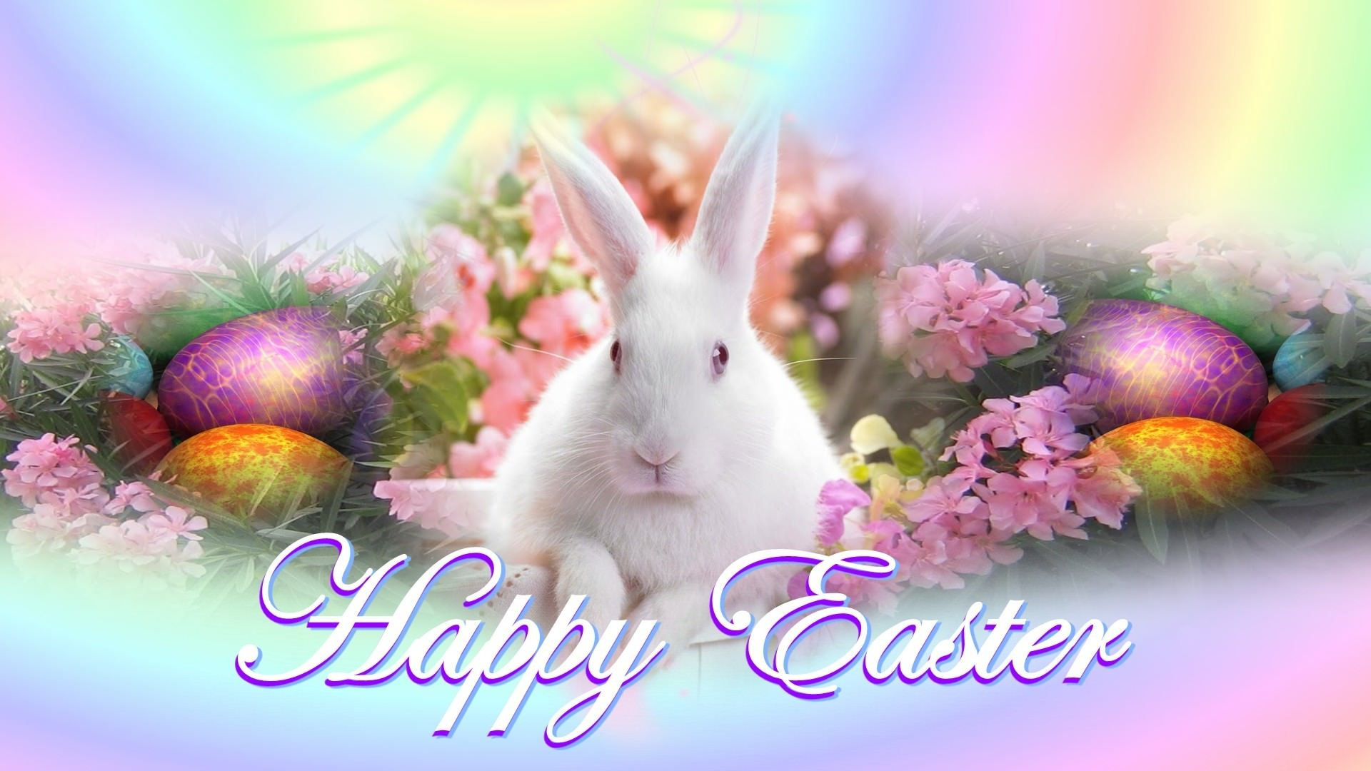 Amazing Happy Easter Wallpaper