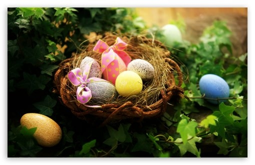 Download Easter Greetings wallpaper