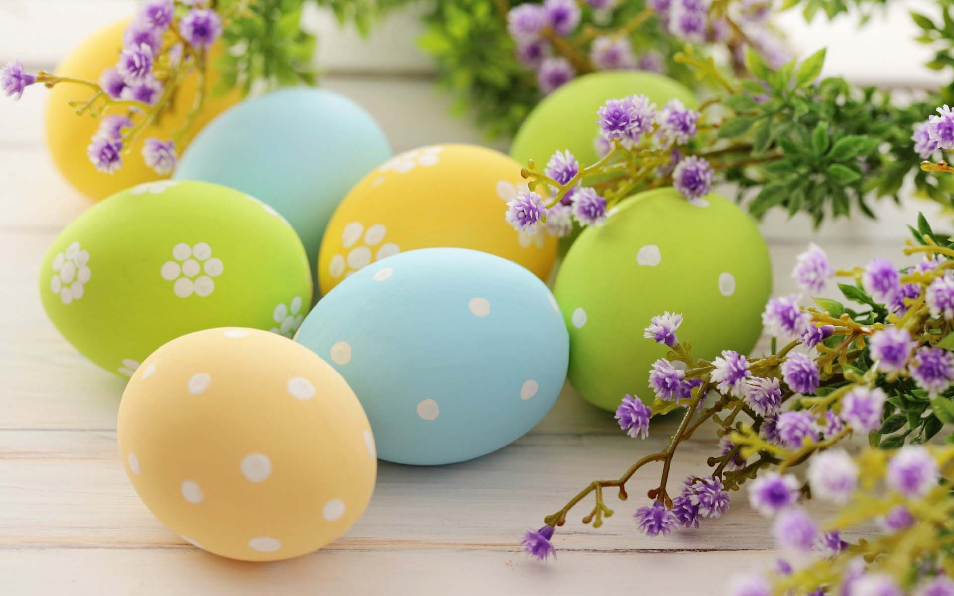 Holidays Happy Easter Wallpaper