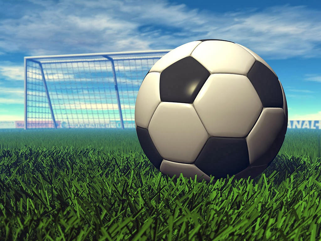 3D Football Background For Free