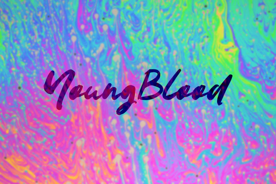 Marvellous Young Blood Font