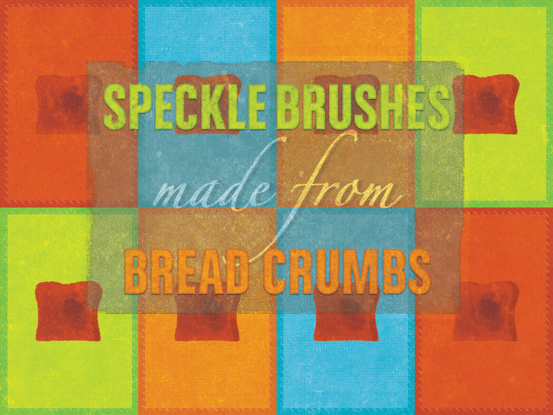 5 Free Speckle Brushes For You