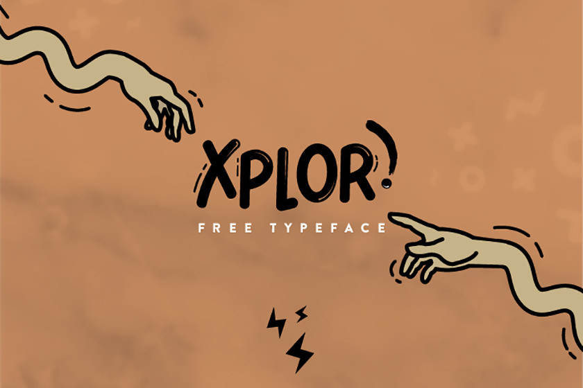 Fascinating Xplore Font