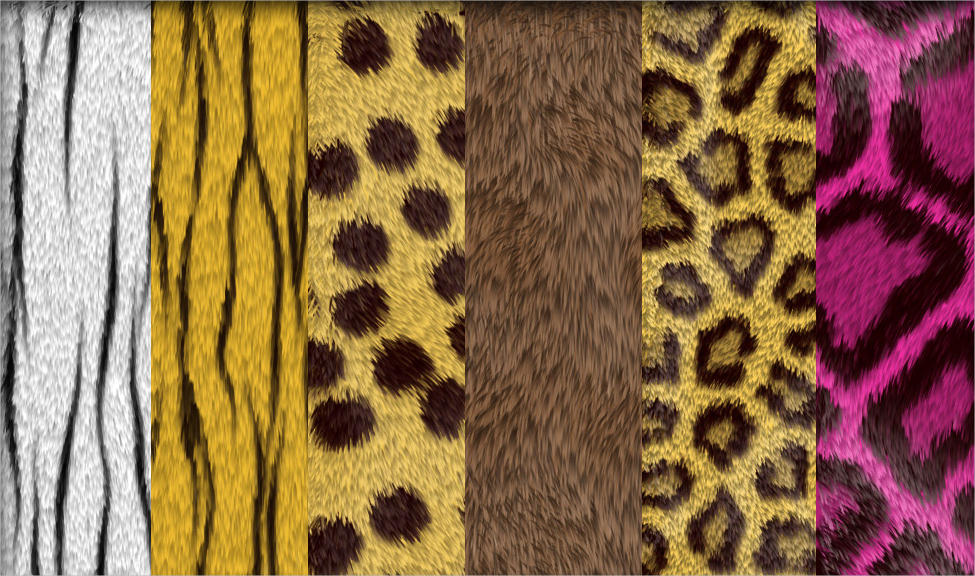 6 Animal Fur Textures For Free