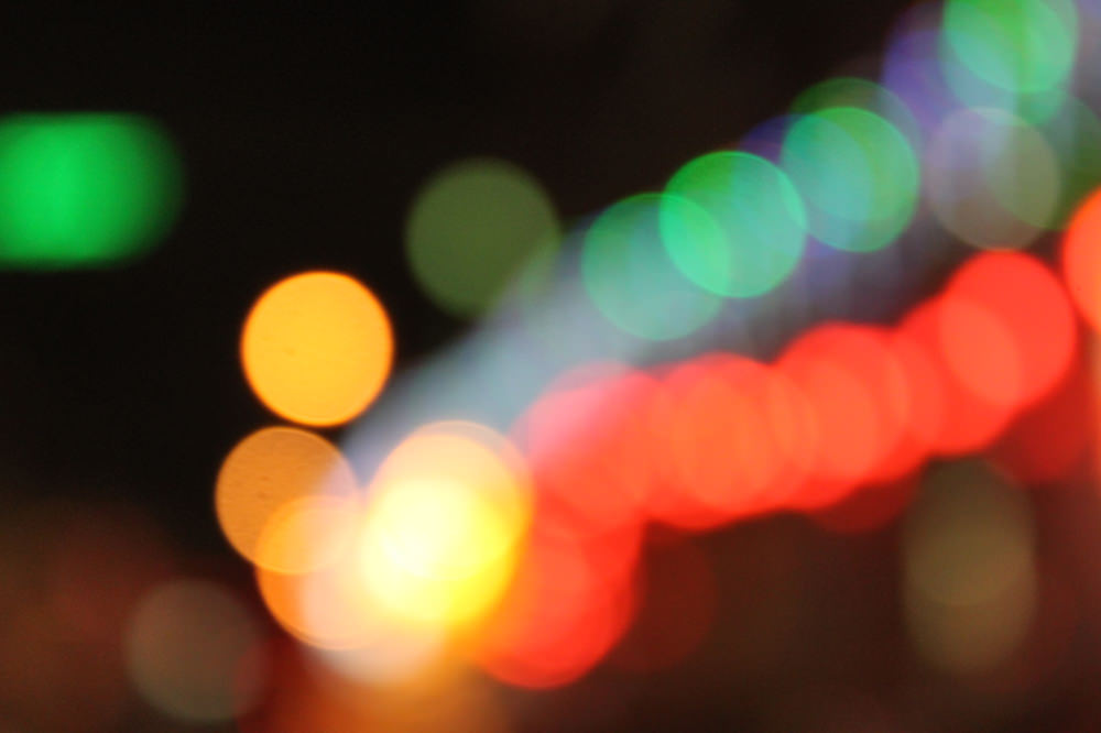 6 Colorful Bokeh Textures