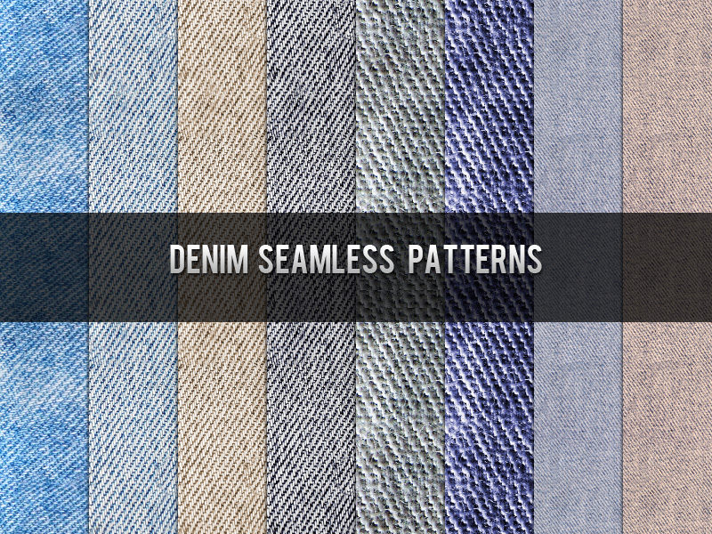 8 Free Denim Patterns For You