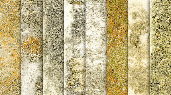 8 Free Distinctively Distressed High-Res Wall Textures