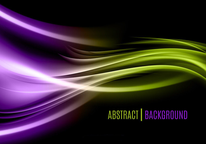Abstract Wave Background For Free