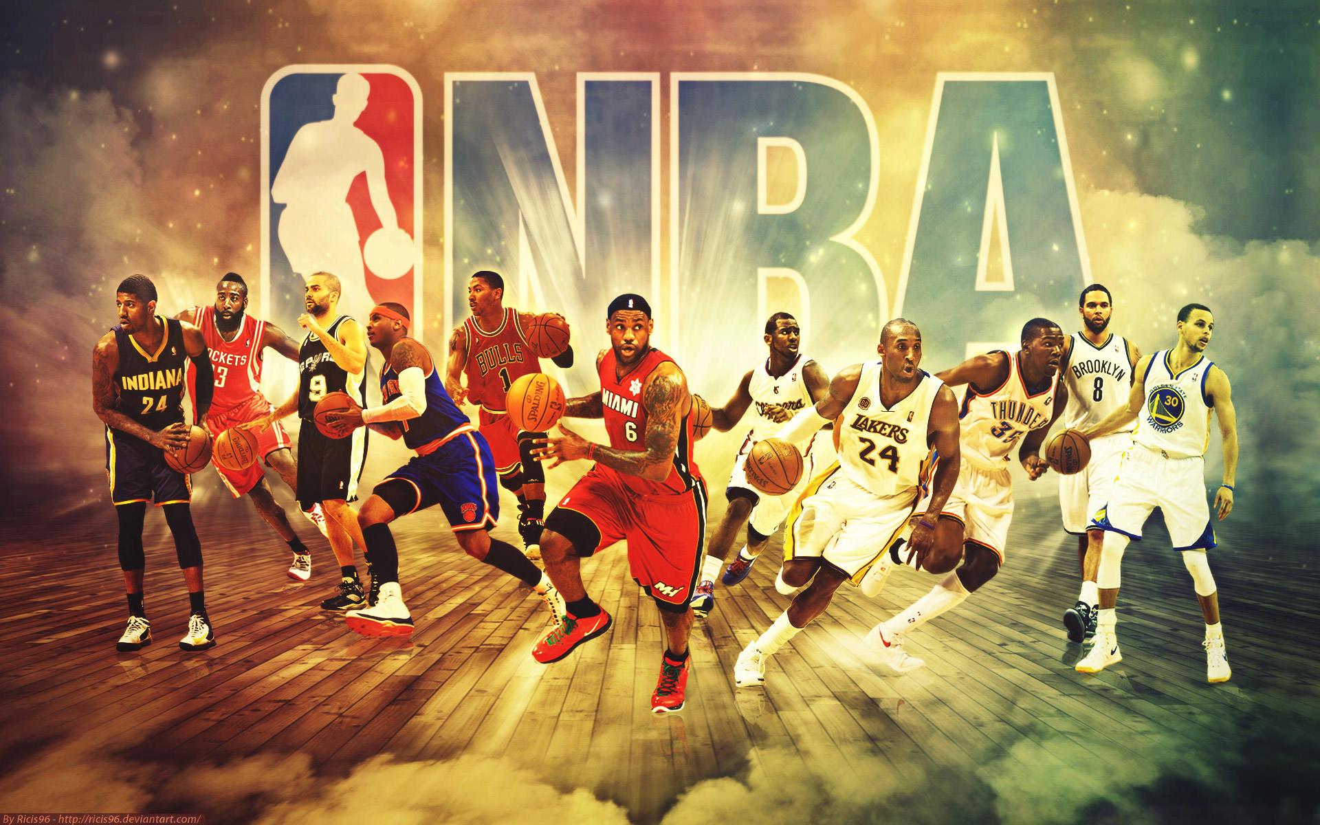 Amazing Basketball Wallpaper