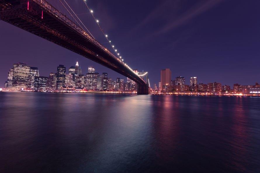 Amazing City Lights Wallpaper