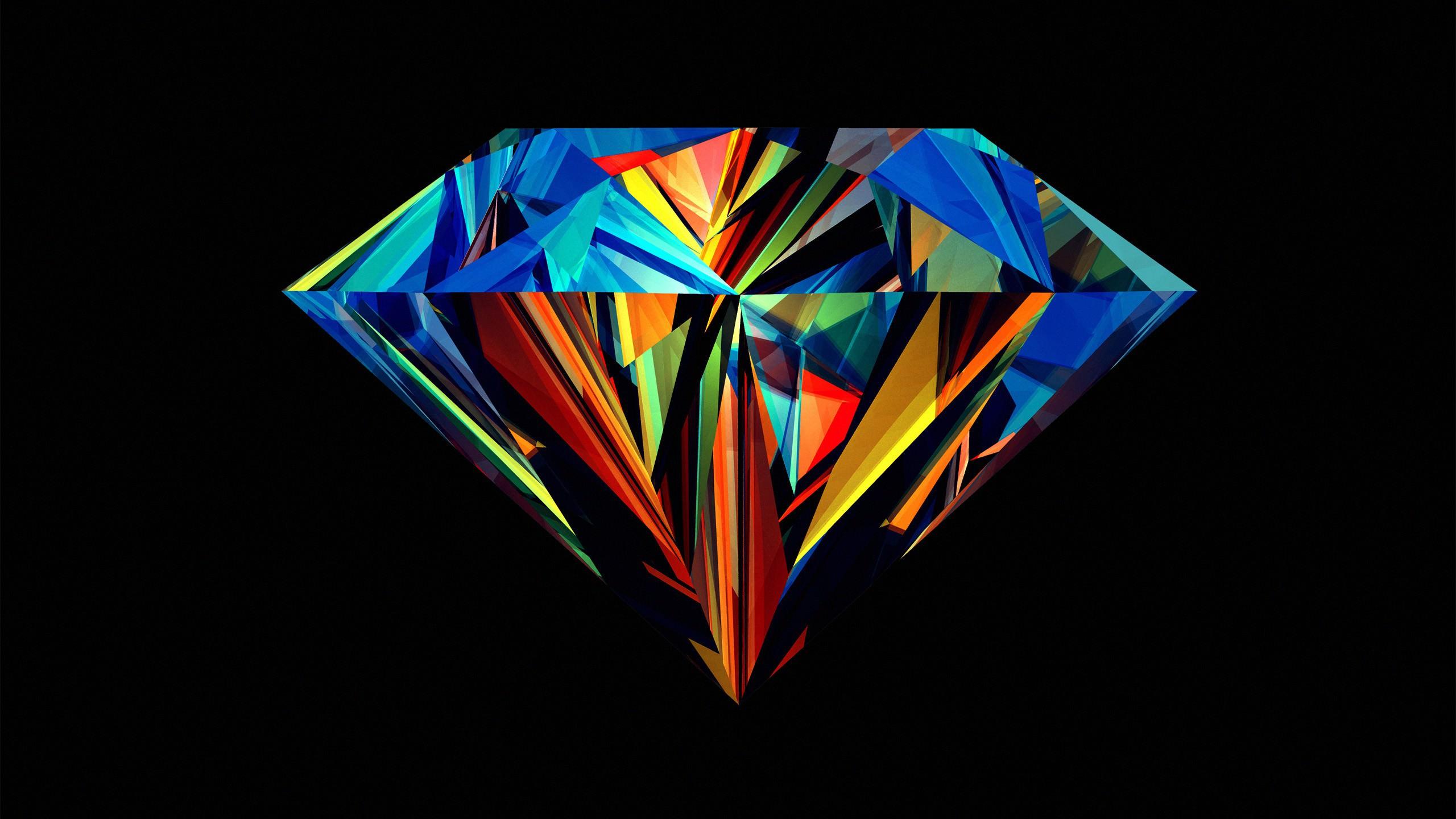 Amazing Crystal background
