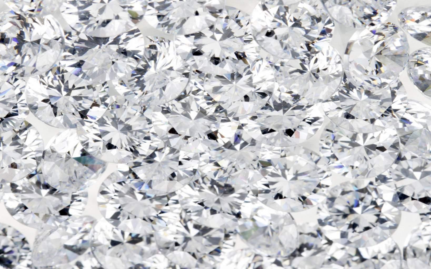 Amazing Diamond Background