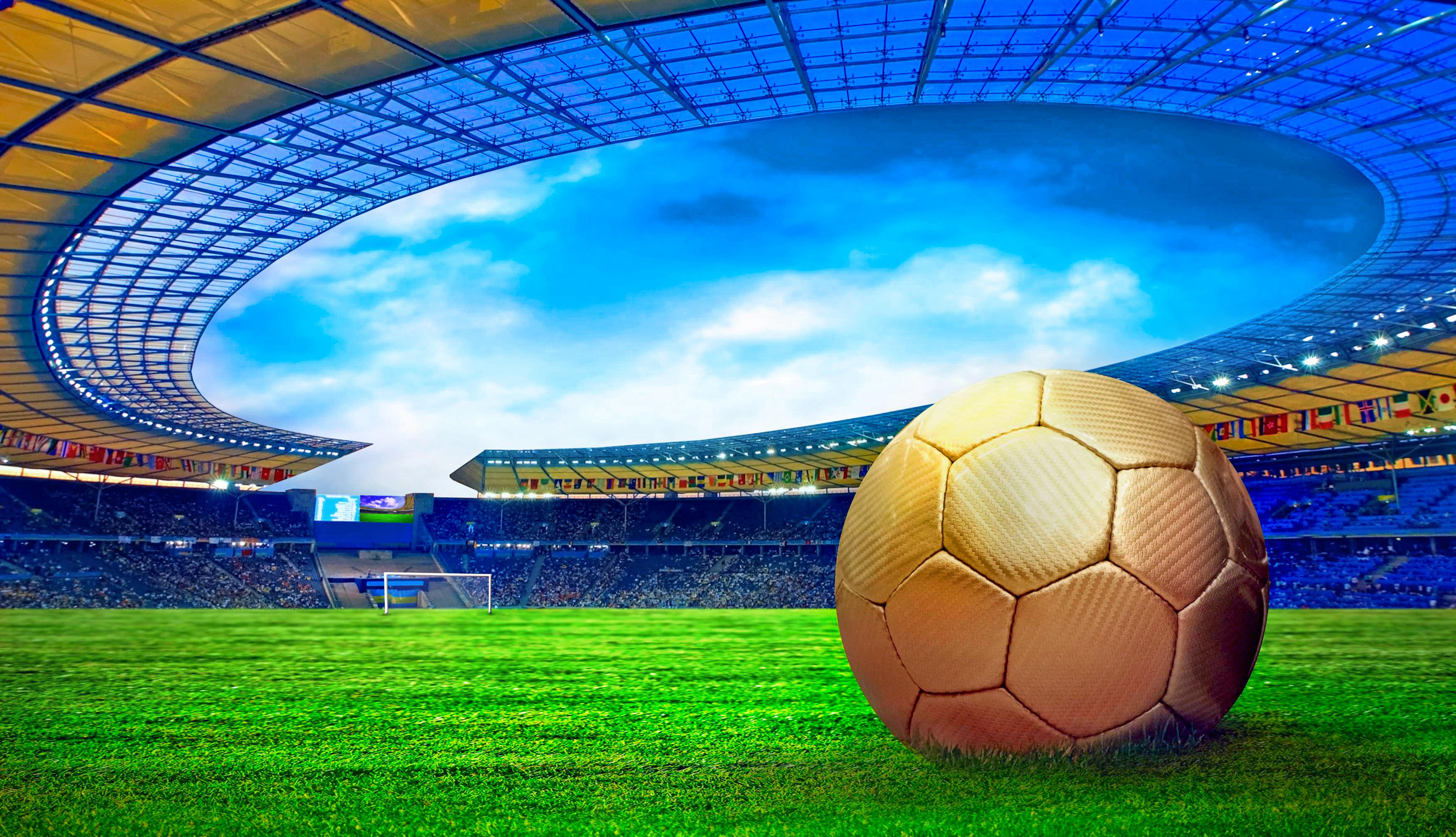 Free Soccer Wallpaper: 16+ Magnificent Football Backgrounds