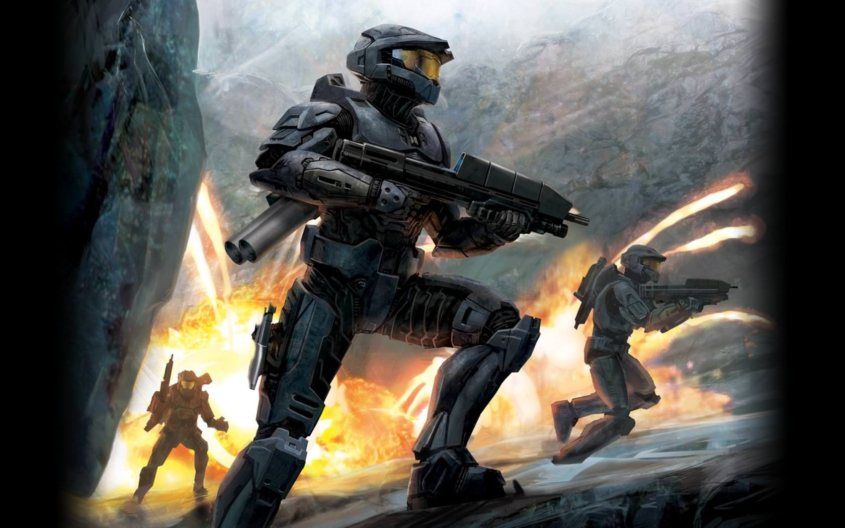Amazing Halo Wallpaper