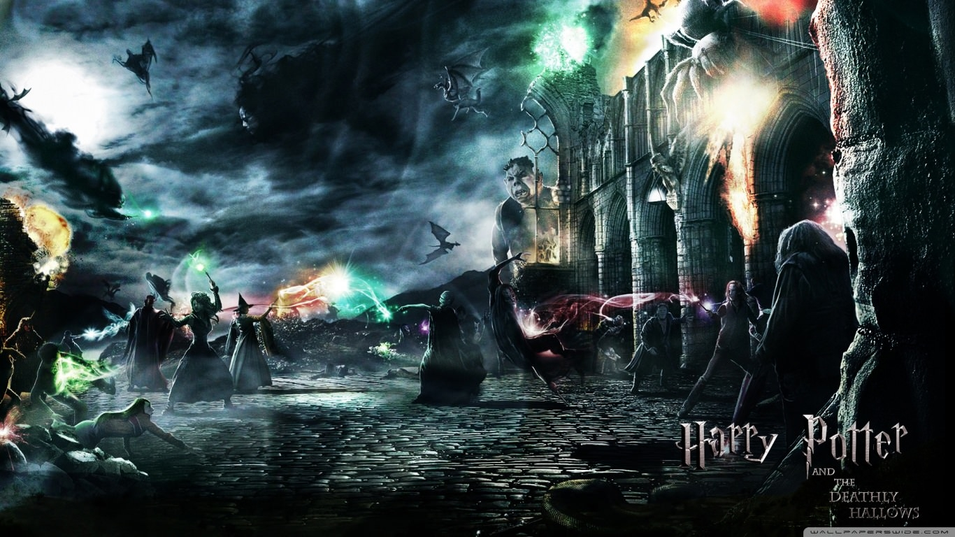 Amazing Harry Potter Wallpaper For You