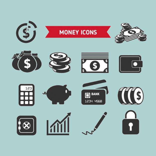 Amazing Money Icons
