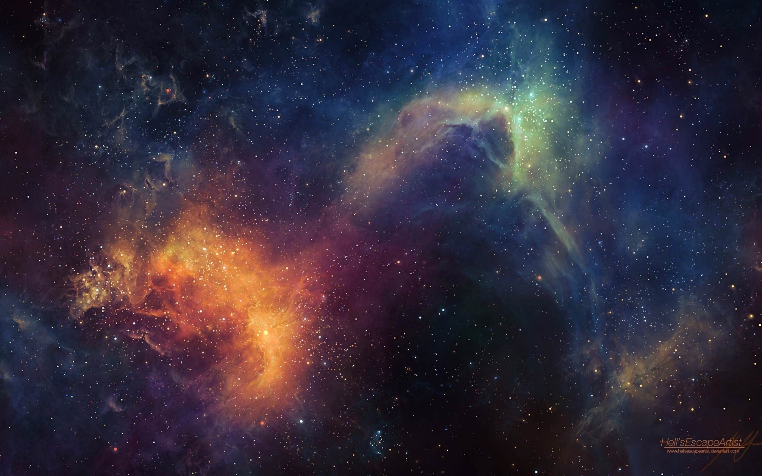 Amazing Outer Space Background