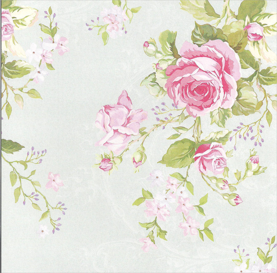 Amazing Paper Floral Textures