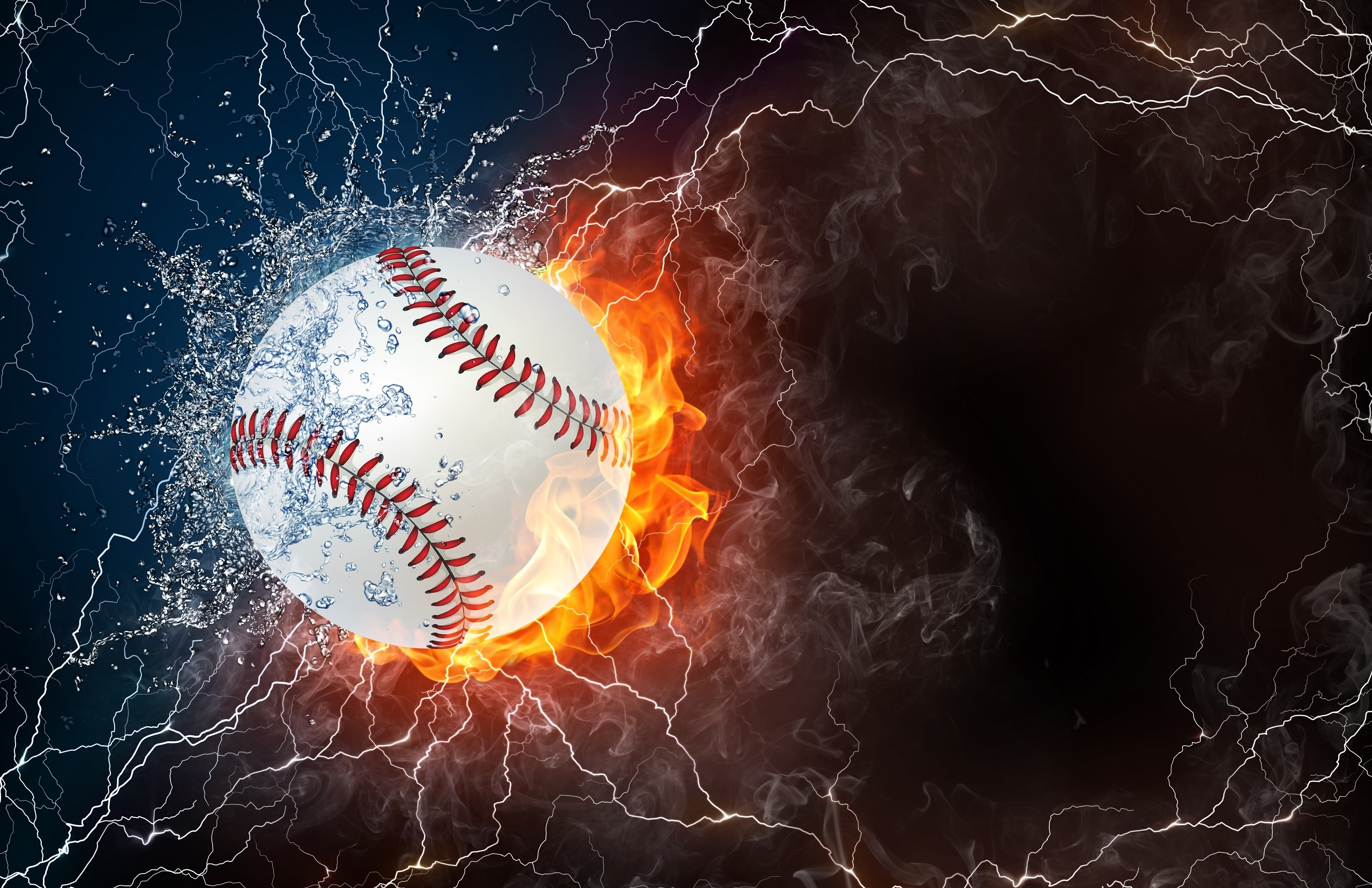 Amazing Sports Baseball Background