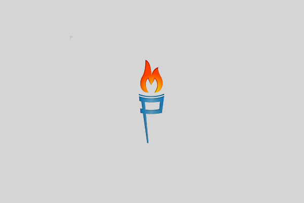 Amazing Torch Logo Design