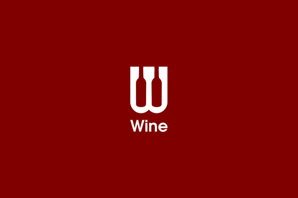 Amazing Wine Logo Design