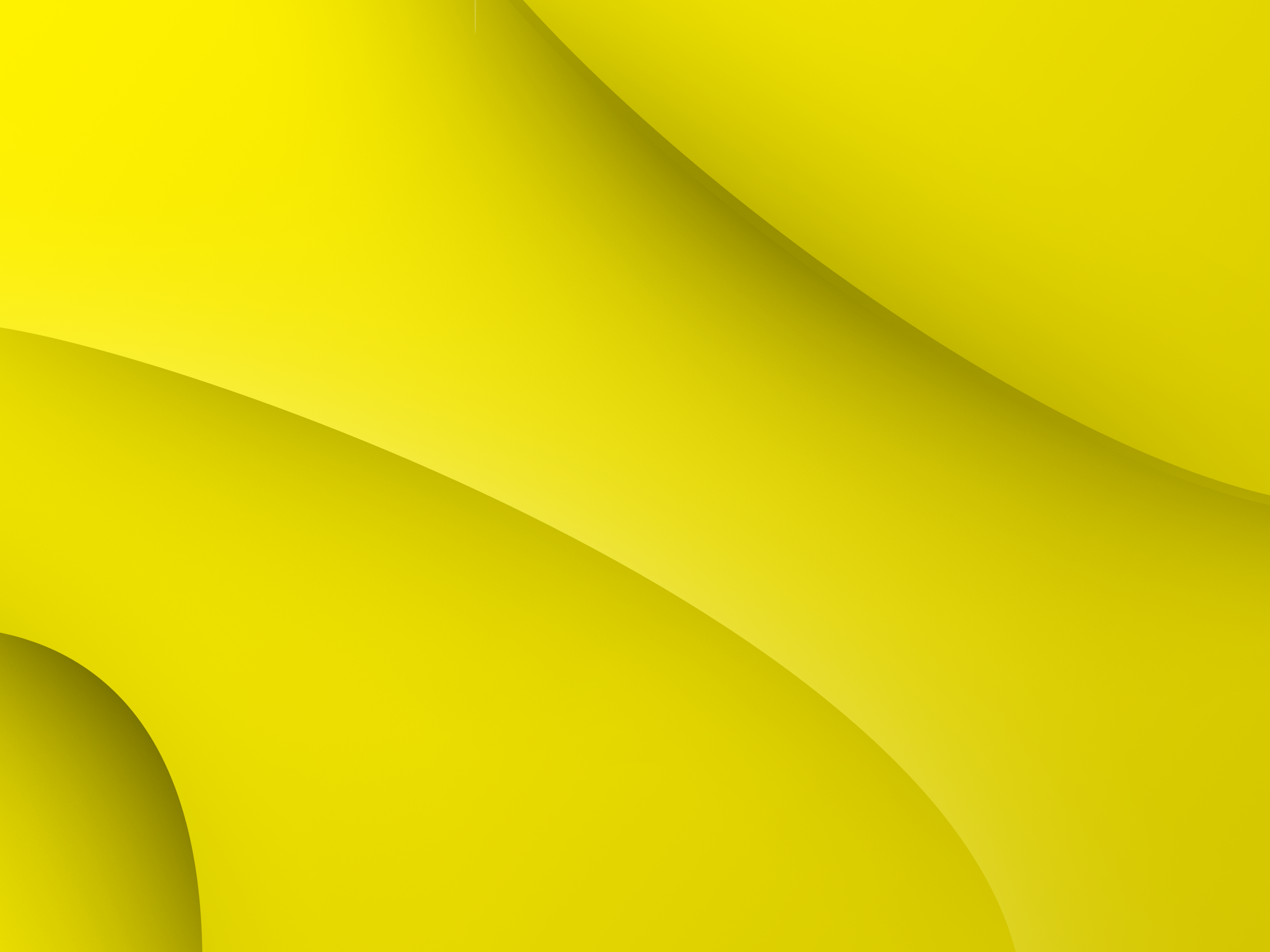 Amazing Yellow Wave Background