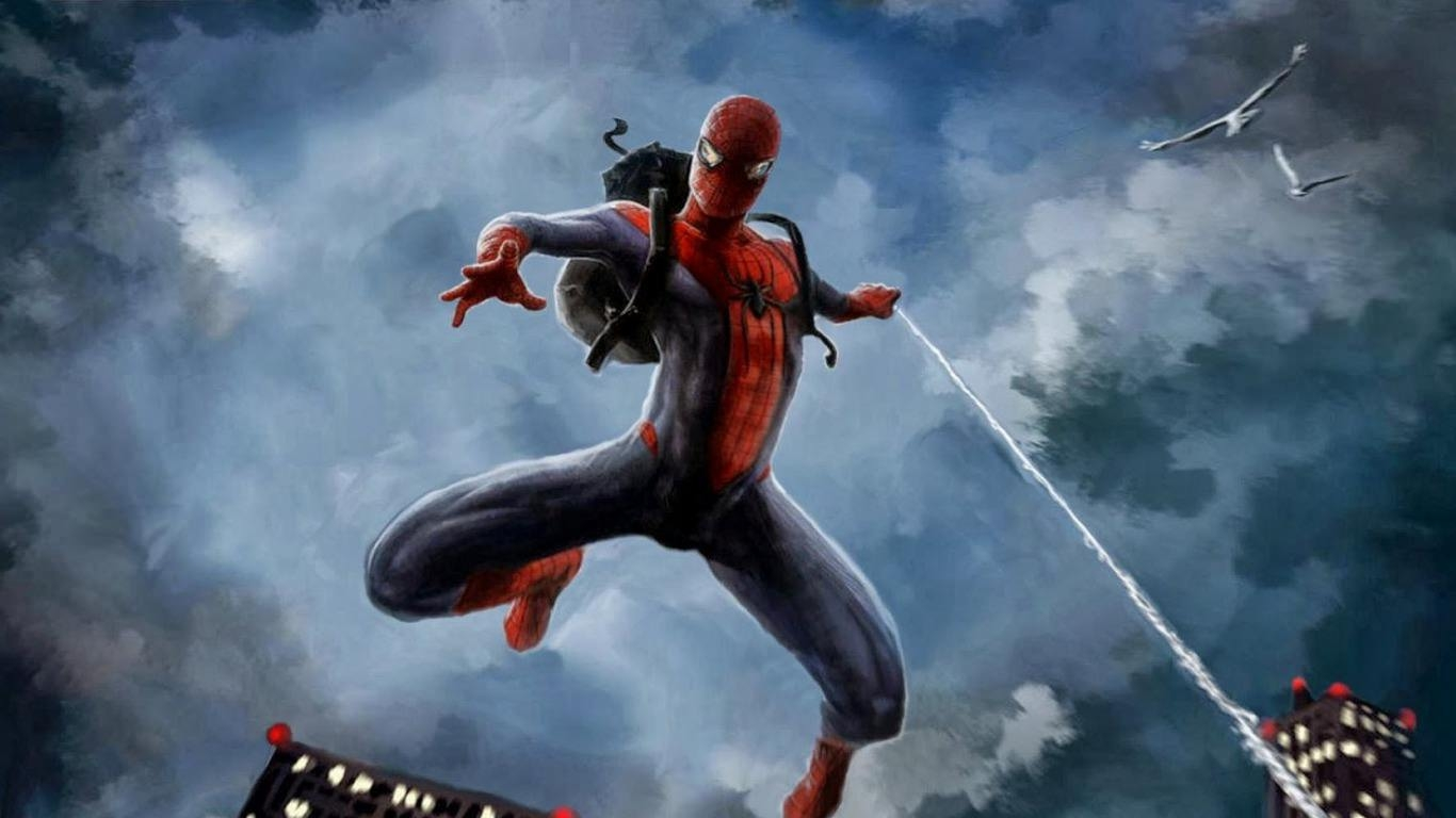 the amazing spider man hd wallpaper for pc free download