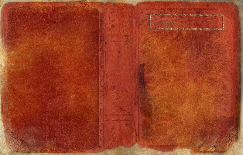 Antique Book Texture