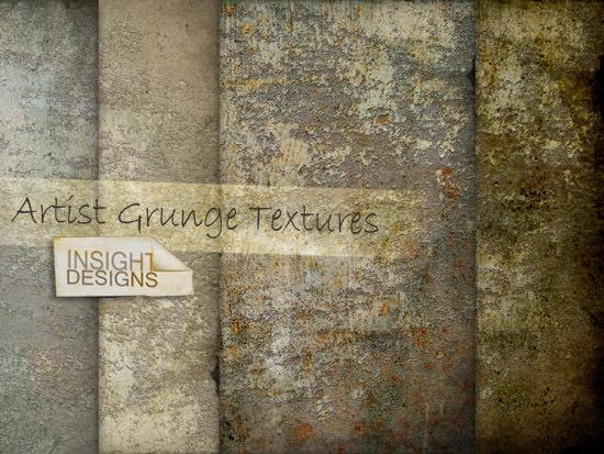 Artist Grunge Textures