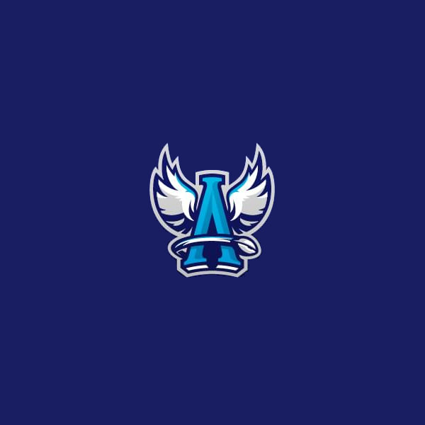 Awesome Angel Wing Logos