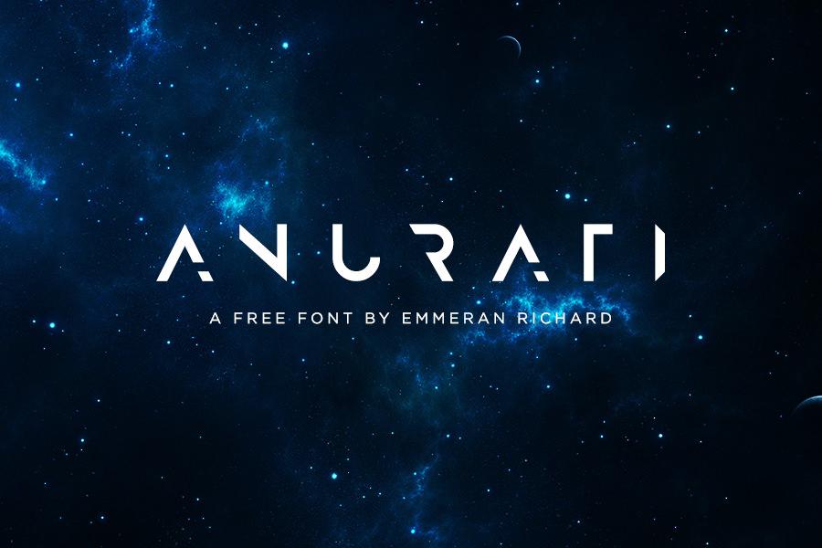 Awesome Anurati Font