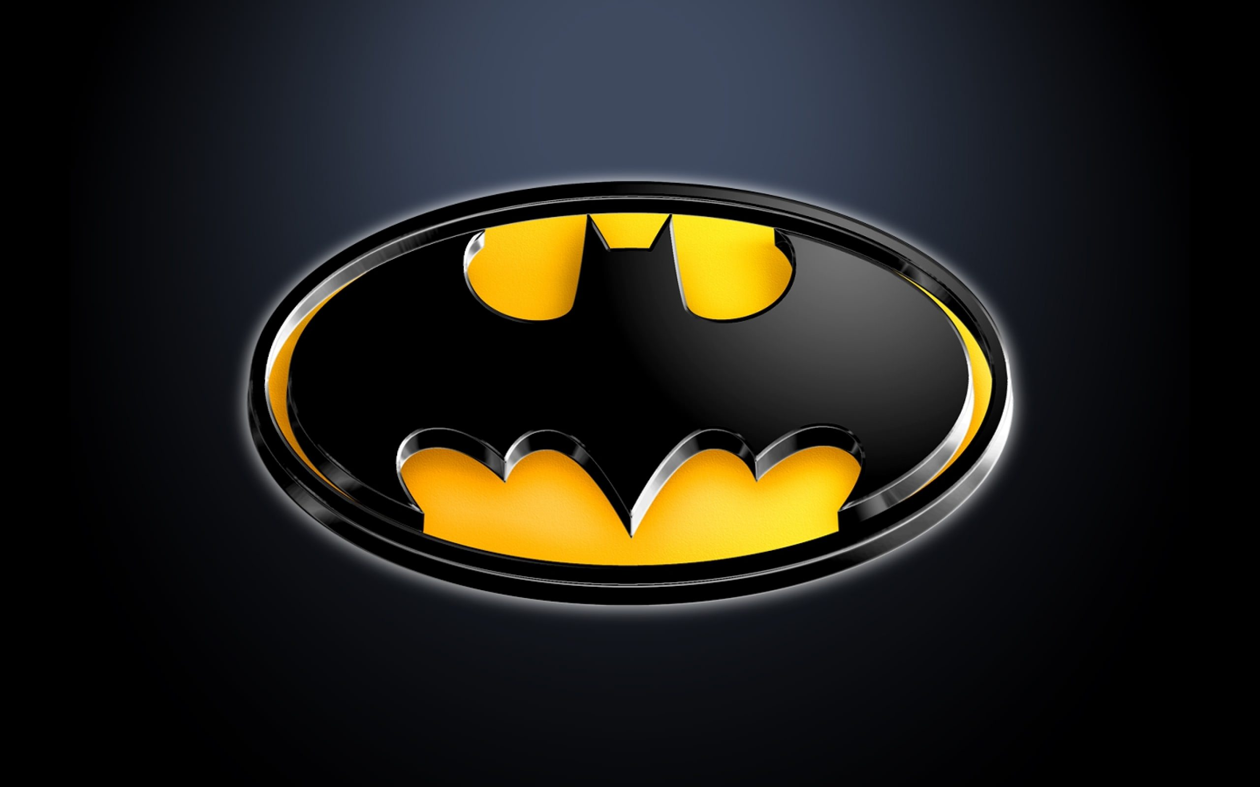 Awesome Batman Logo Wallpaper